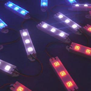 LED hắt 3 bóng