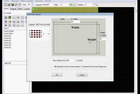 Phần mềm Led Edit 2016