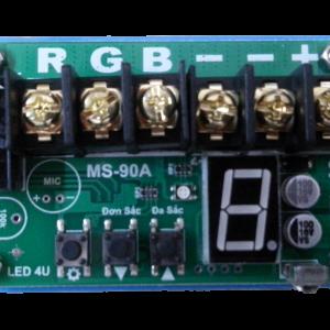 Mạch điều khiển 7 màu RGB