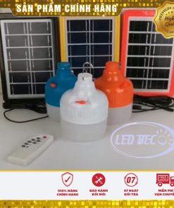 Đèn Buld năng lượng mặt trời BH 2 Năm